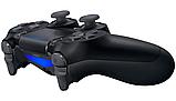 Джойстик DualShock 4 для Sony PS4 V2 чорний, фото 4