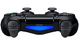 Джойстик DualShock 4 для Sony PS4 V2 чорний, фото 5