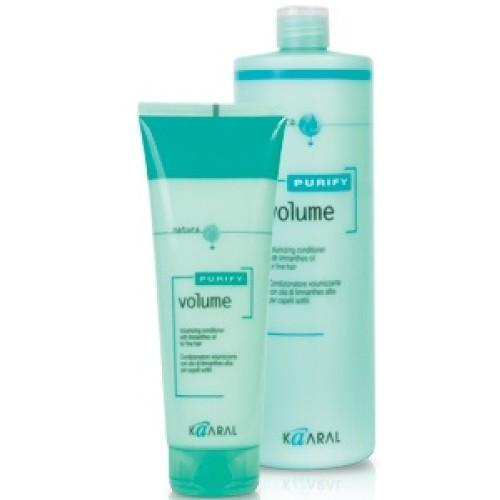 Purify - Volume Conditioner - Кондиционер - объем для тонких волос 3800 мл.