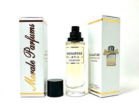 Женский аромат Signature Morale Parfums (Сигнатура Морал Парфюм) 30 мл