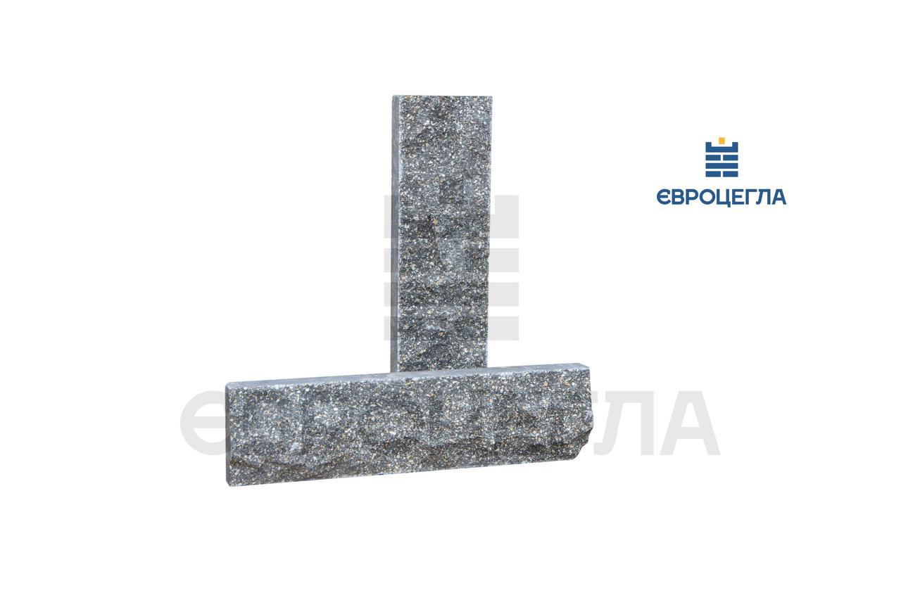 Облицювальна фасадна плитка, розмір 250Х20Х65мм