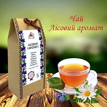 Чай Лісовий аромат, карпатський збір чай травяний