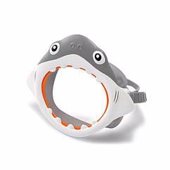 Детская маска для плавания Intex 55915 Акула