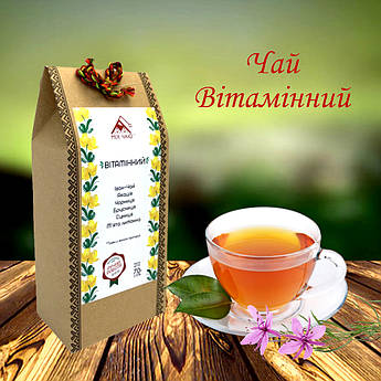 Вітамінний Чай, карпатський збір чай травяний