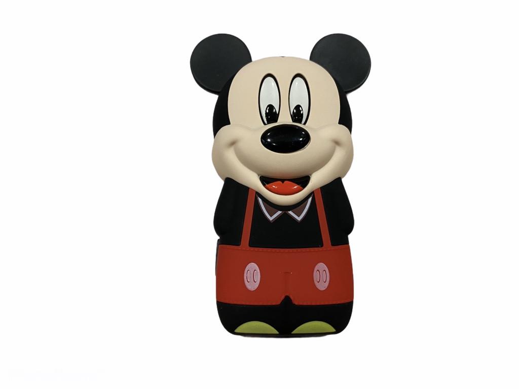 Міні Мобільний Телефон Mickey Mouse (Power Bank вбудований) червоний хлопчик