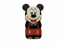 Міні Мобільний Телефон Mickey Mouse (Power Bank вбудований) червоний хлопчик, фото 1