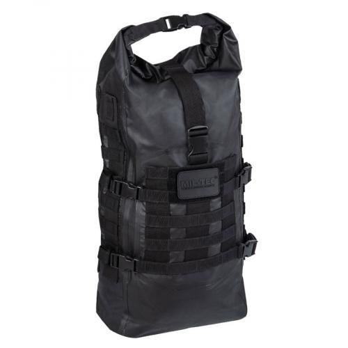 Рюкзак скрутка STURM MIL-TEC TACTICAL BACKPACK SEALS DRY-BAG BLACK