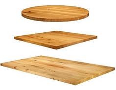 Стільниці на кухню з дерева