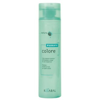 Kaaral Color Purify Shampoo Шампунь для окрашенных волос 250 мл.