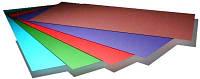 Гладкий лист с полимерным покрытием