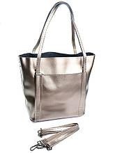 Женская сумка MH-8601 Silver Gray