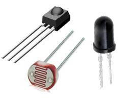 Фотоприемники, фототранзисторы, фоторезисторы