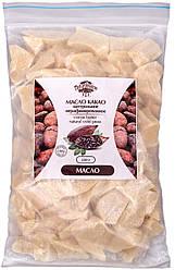Масло какао (нерафинированное), 250 г