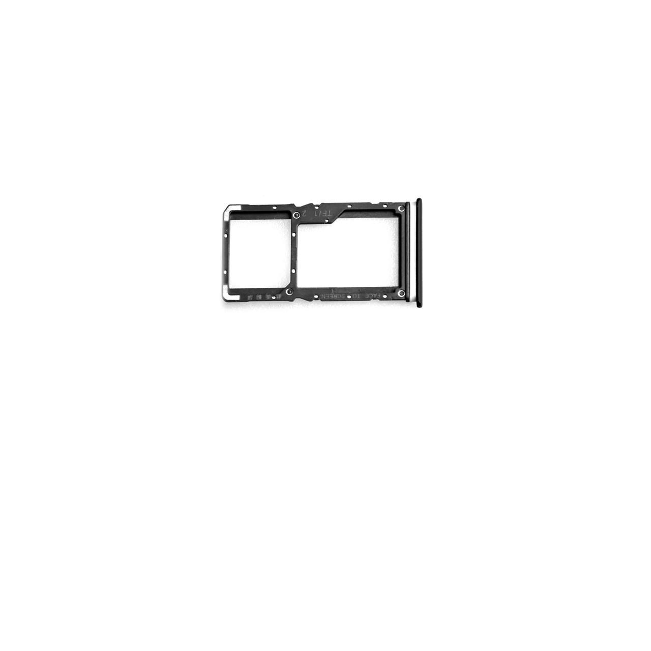 SIM-держатель XIAOMI Redmi Note 7 черный
