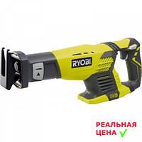 ✅ Пила сабельная аккумуляторная Ryobi One RRS1801M
