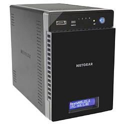 Мережний накопичувач Netgear ReadyNAS RN214 (RN21400-100NES)