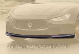 MANSORY front lip for Maserati Ghibli