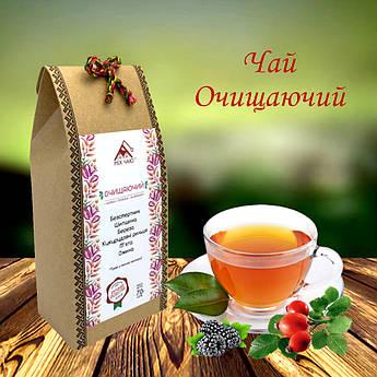 Чай Очищаючий, карпатський збір чай травяний лікарський