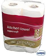 Рушники кухонні WEPA satino Prestige (HWE-PRPRESTIGE2)