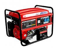 Генератор Tiger EC6500AЕ ( 5.0-5.5 кВт, бензин, 1 фаза, стартер)