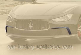 MANSORY air intake for MANSORY front lip for Maserati Ghibli