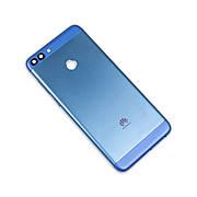 Задняя крышка HUAWEI P Smart (2018) синяя