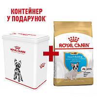 Royal Canin French Bulldog Puppy 1 кг - корм для цуценят породи французький бульдог