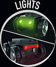 Машинка к треку Smoby Флекстрим со световыми эффектами и съемным корпусом, фото 4