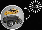Машинка к треку Smoby Флекстрим со световыми эффектами и съемным корпусом, фото 6