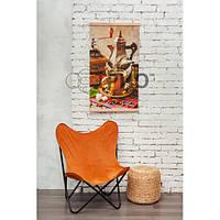 Обігрівач-картина інфрачервоний настінний ТРІО 400W 100 х 57 см, кава