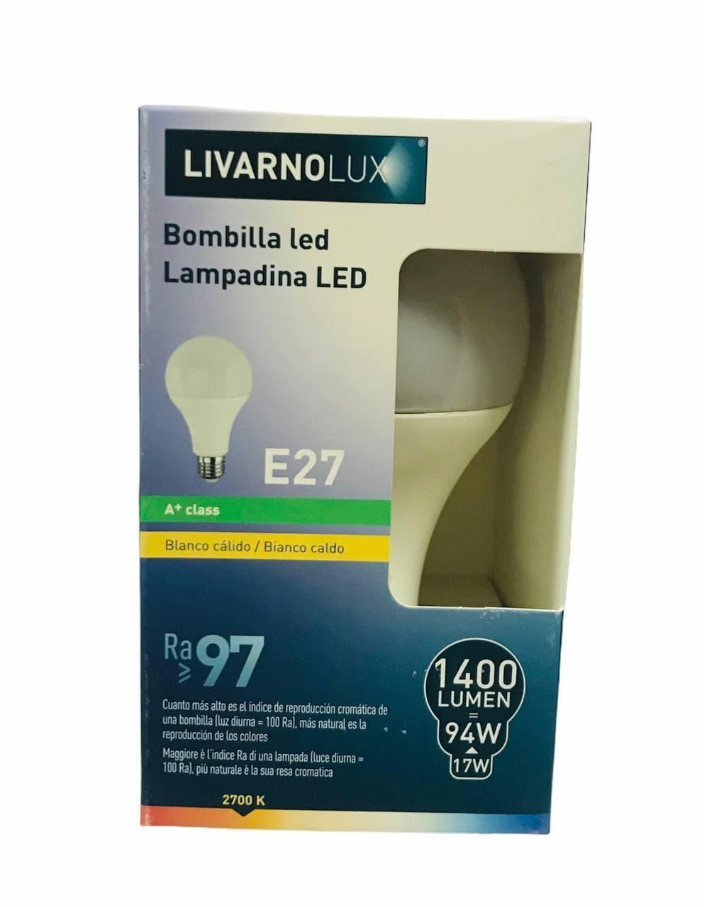 LED лампочка Livarno Lux E27 94W