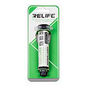 Лак для плат RELIFE RL-UVH-900B (10мл) в шприце, черный