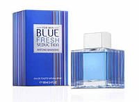 Туалетная вода Antonio Banderas Blue Fresh Seduction
