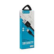 Кабель USB-Micro USB CELEBRAT CB-09M черный