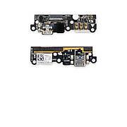 Нижняя плата ASUS ZenFone 6 (A600CG/A601CG) с разьемом питания и микрофоном