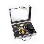 Набор инструментов WLXY-P800B (электродрель ручка + насадки для шлифования/полировки)
