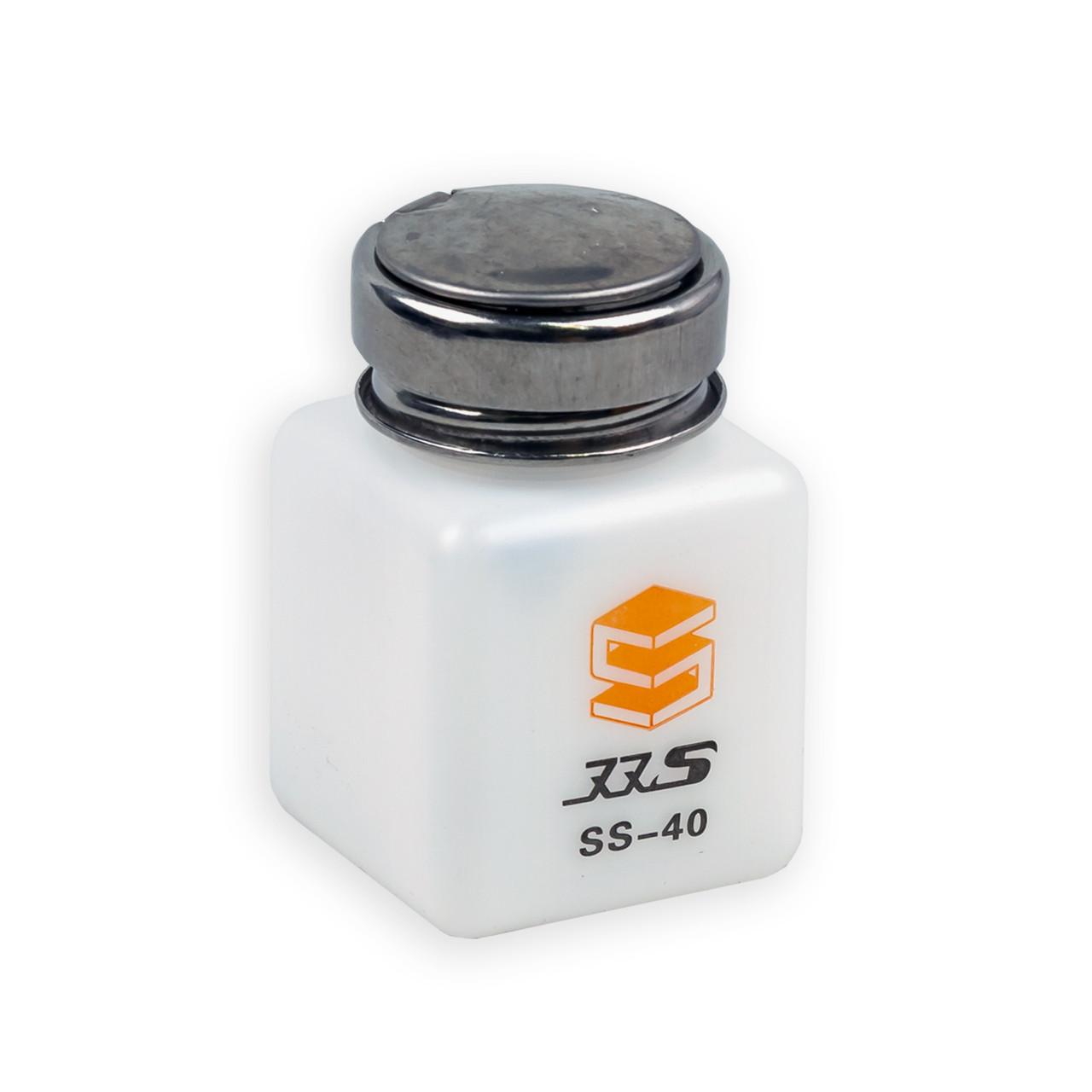 Пляшка з дозатором SUNSHINE SS-40 120мл
