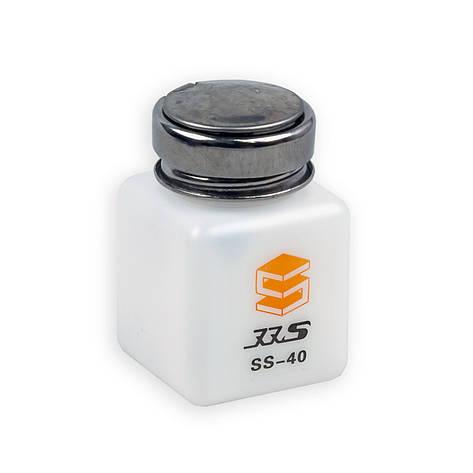 Пляшка з дозатором SUNSHINE SS-40 120мл, фото 2