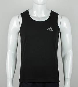 -Р- Майка мужская Adidas Черный (2111к), XXL