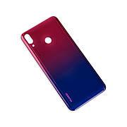 Задняя крышка HUAWEI Y9 (2019) фиолеовая