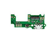 Нижня плата HUAWEI Y6 Pro/Enjoy 5 (2015) (TIT-ALL00/TIT-U02) з мікрофоном і системним роз'ємом