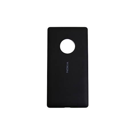 Задня кришка MICROSOFT 830 Lumia чорна, фото 2