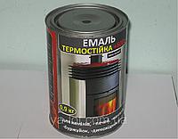 Термо краски и герметики -Температуроустойчивая эмаль КО.