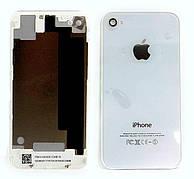 Задня кришка на APPLE iPhone 4S біла