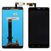 Дисплей XIAOMI Redmi Note 3 Pro c чорним тачскріном