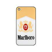 Задня кришка на APPLE iPhone 4G Marlboro