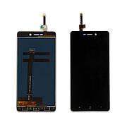 Дисплей XIAOMI Redmi 3/3S c чорним тачскріном