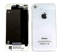 Задня кришка на APPLE iPhone 4G біла