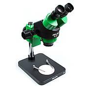 Мікроскоп RELIFE RL-M3-B1 бінокулярний 10x/20 (збільшення: 7x-45x)