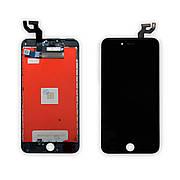 Дисплей APPLE iPhone 6S Plus з чорним тачскріном оригінал (TW)
